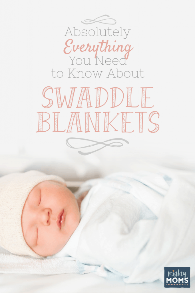 The easy way to learn how to swaddle - MightyMoms.club