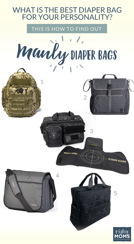 The Best Diaper Bags for Shared Parenting - MightyMoms.club