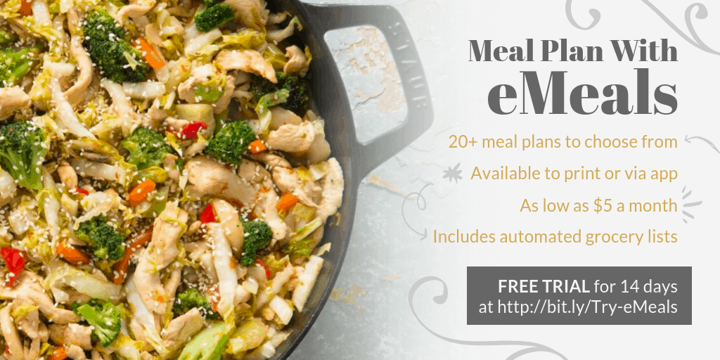 Is the eMeals Meal Plan Best for You? - MightyMoms.club