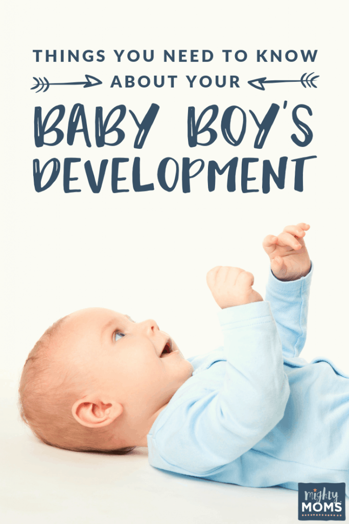 things you need to know about your baby boy u0026 39 s development