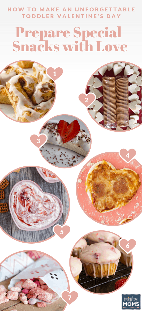 Toddlers Valentine's Day Ideas: Snacks to Share! MightyMoms.club