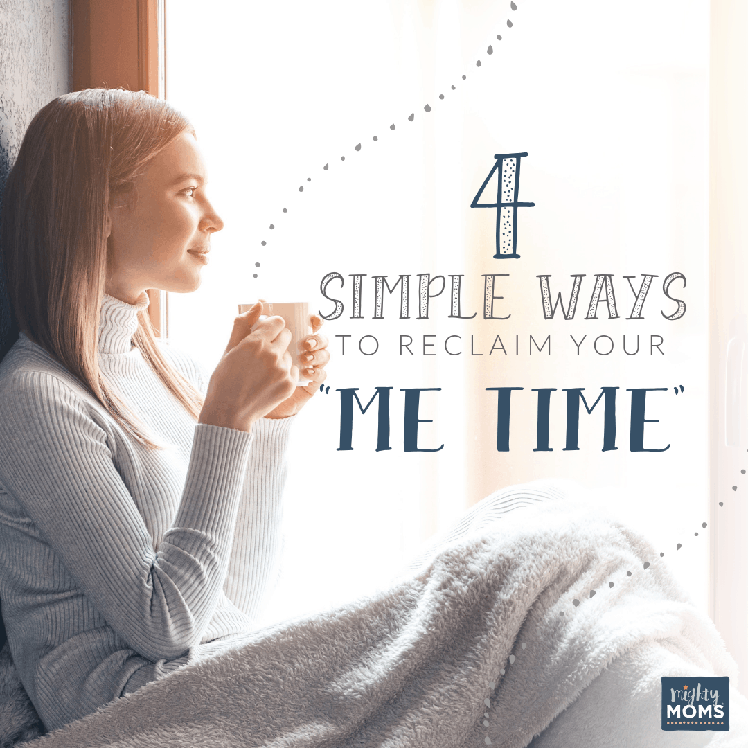 "Finding your ""Me Time"" again - Mightymoms.club"
