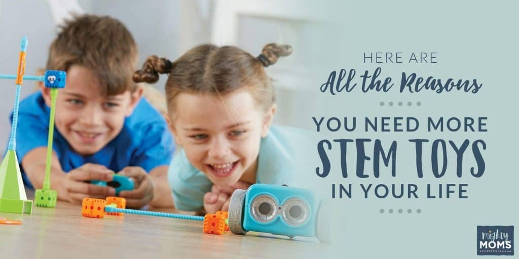 These STEM toys are a blast to play with | MightyMoms.club