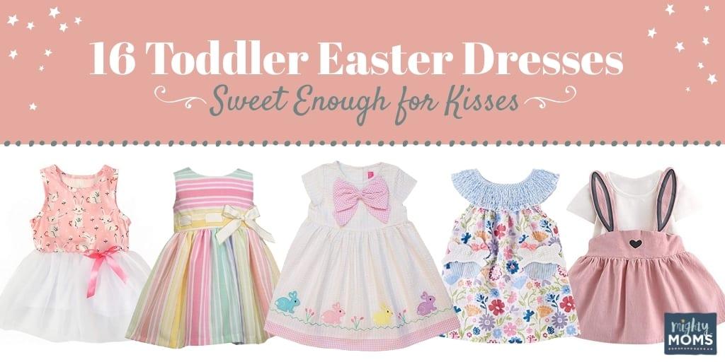 toddler easter dresses