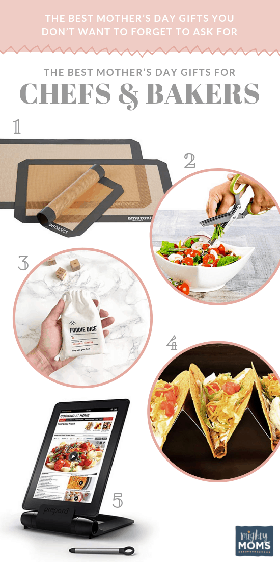 The Best Mother's Day Gifts for Bakers & Chefs - MightyMoms.club