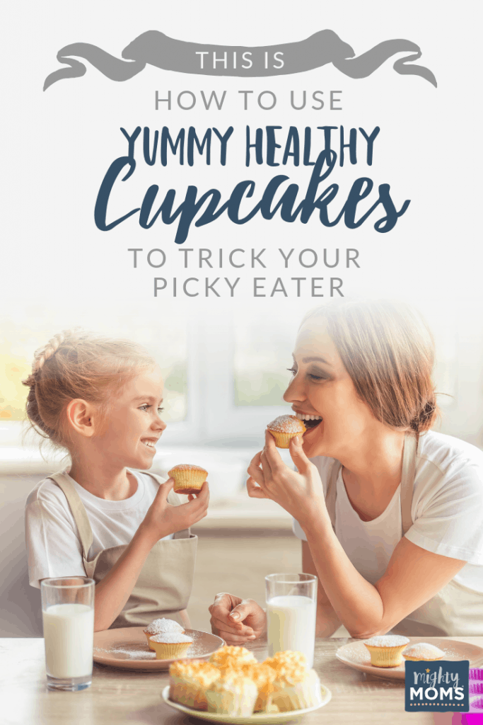 Your kids will love these healthy cupcakes! MightyMoms.club