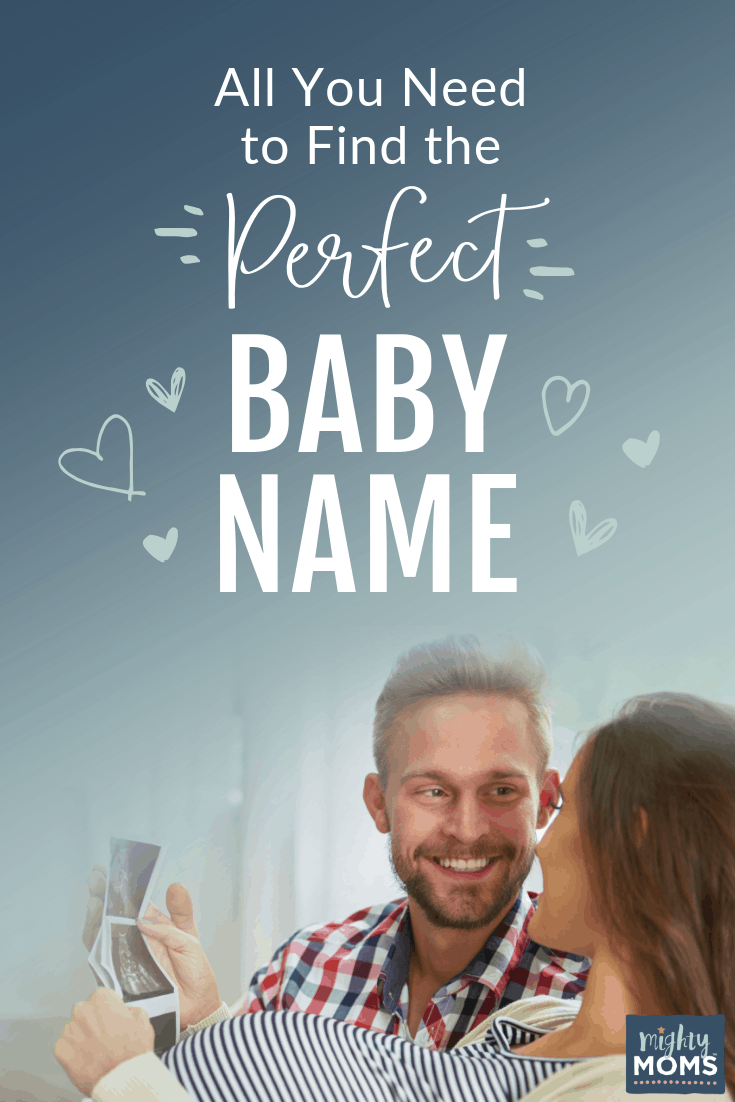 The secret to agreeing on a baby name you both like - MightyMoms.club
