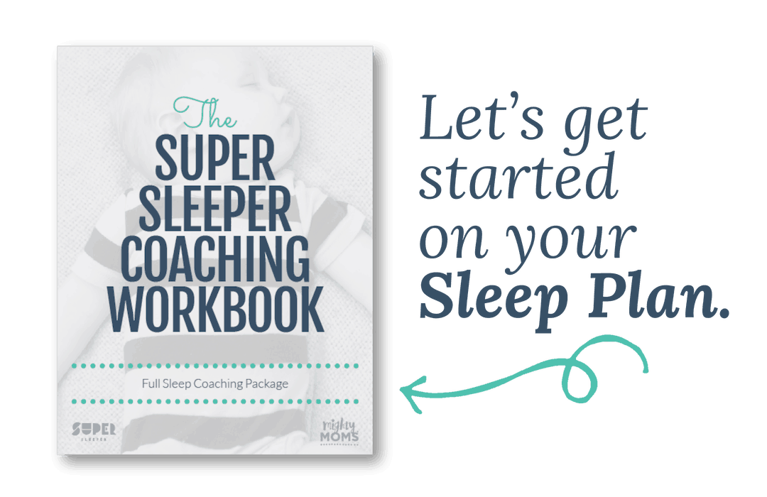 Our Sleep Coaching Program is like no other online - MightyMoms.club