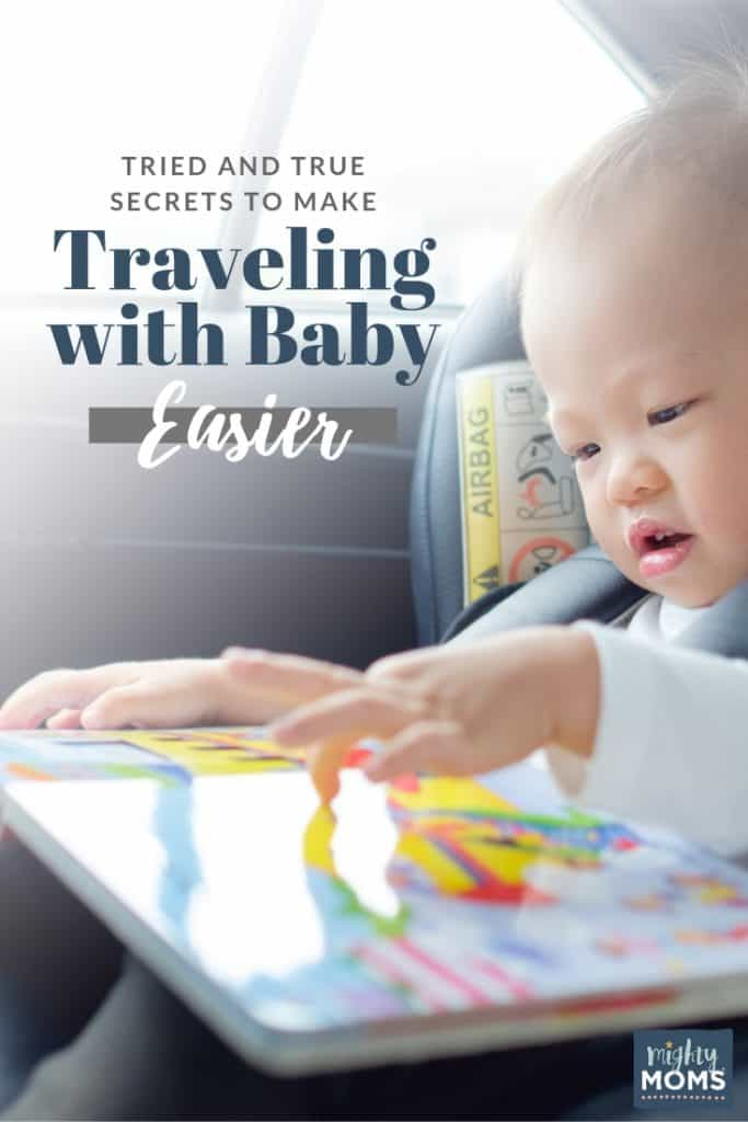 This is how to make traveling with baby a lot easier - MightyMoms.club