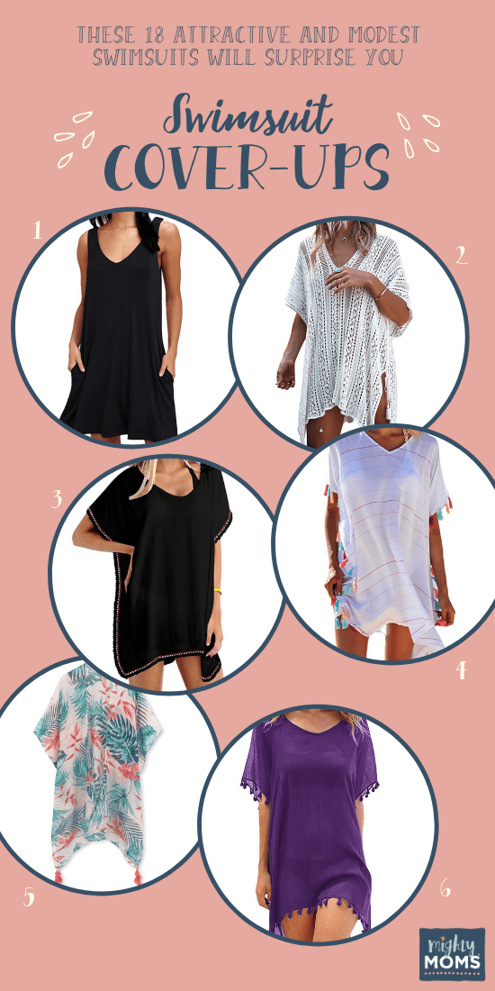 Classy Swimsuit Cover-Ups - MightyMoms.club
