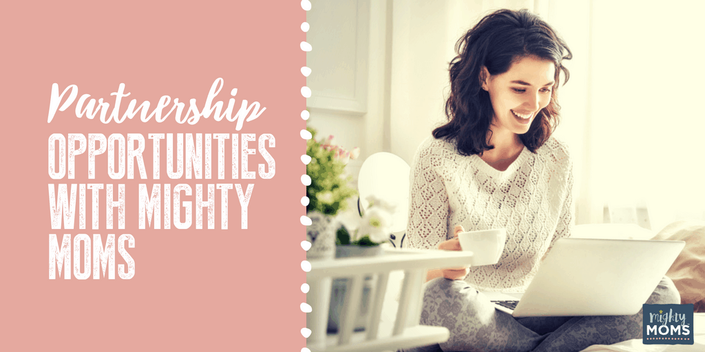 Partner with MightyMoms.club