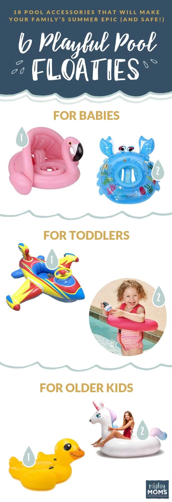 6 Magical Floaties for Lazy Days   MightyMoms.club
