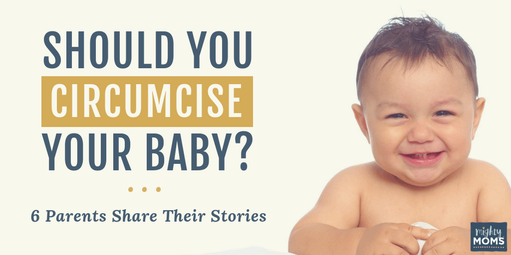 Should you circumcise your baby? 6 couples share how they decided. | MightyMoms.club
