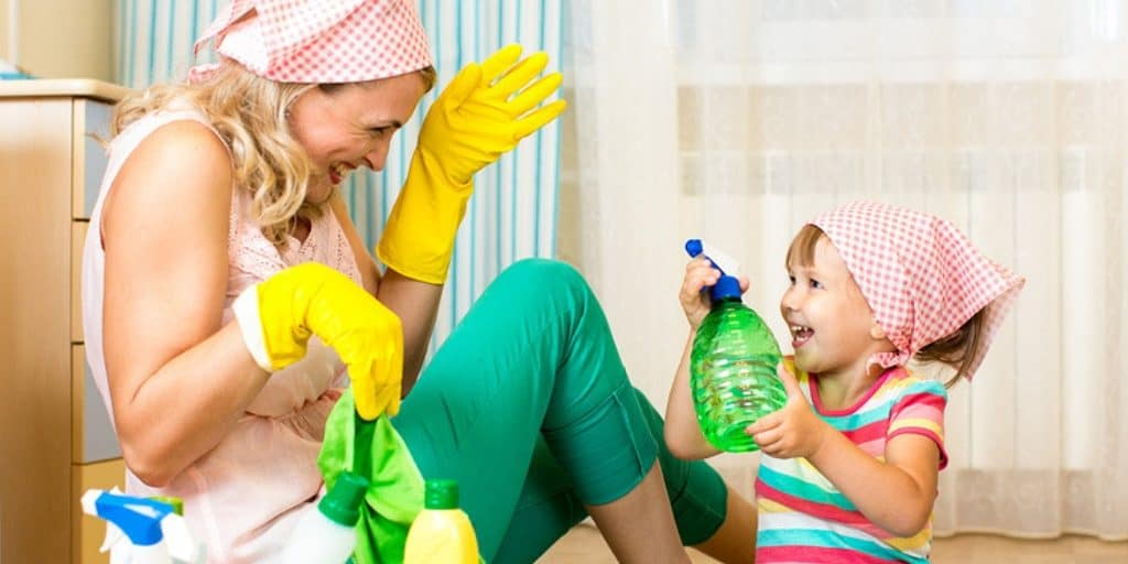 This free toddler chore chart will teach valuable skills! MightyMoms.club