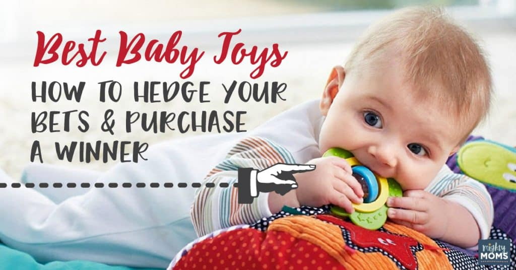 These are the smartest baby toys you can find. | MightyMoms.club