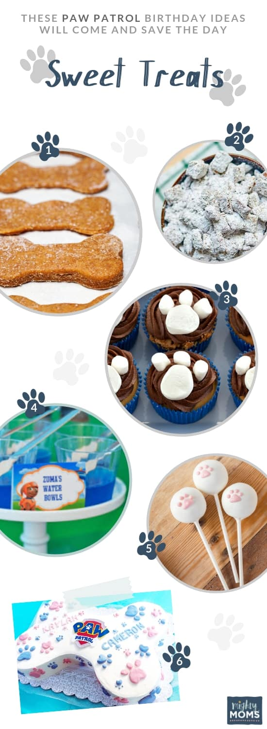 Paw Patrol Party Food Ideas - MightyMoms.club