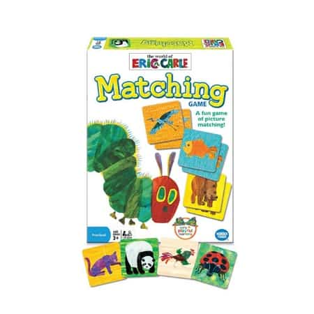 Preschooler Family Board Games