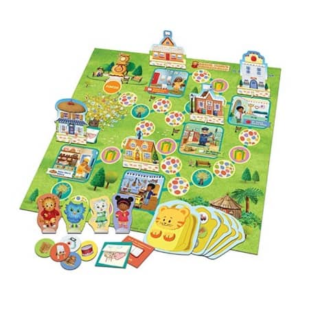 Daniel Tiger Toddler Board Game - MightyMoms.club