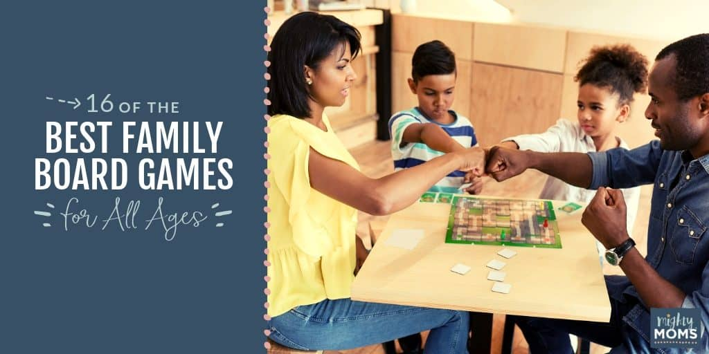 The best family board games for all ages - MightyMoms.club