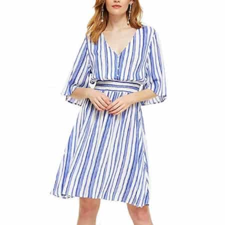 Cute and Comfy Postpartum Fashion: Dresses -- MightyMoms.club