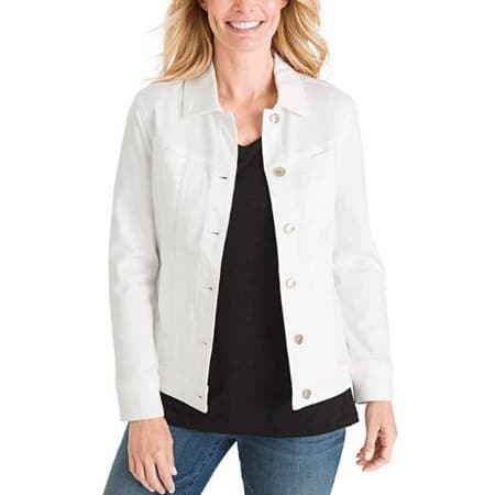 Cute and Comfy Postpartum Fashion: Jackets -- MightyMoms.club