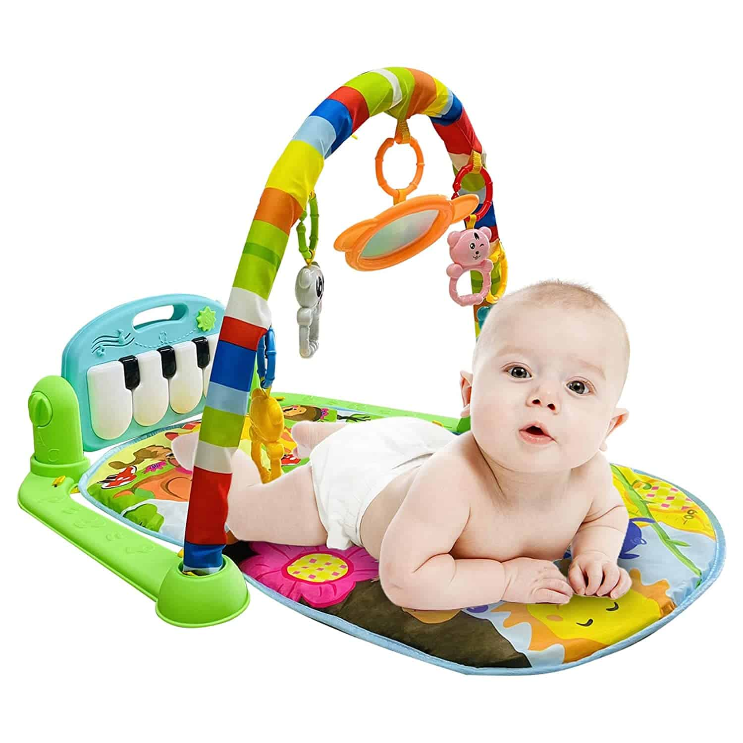 Best Baby Toys for 3 Month Olds