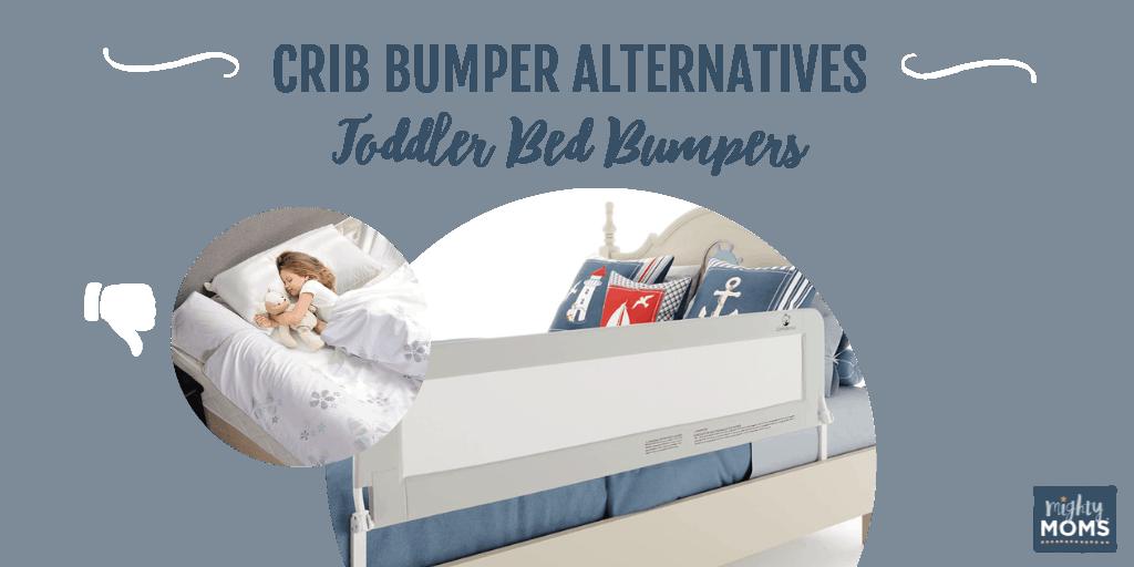 Crib Bumper Alternatives - Toddler Bed Bumpers