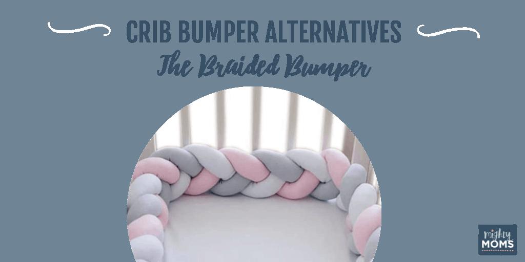 Crib Bumper Alternatives - Braided Bumpers