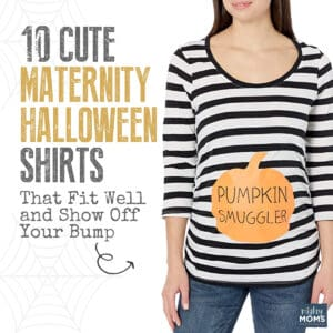 10 Maternity Halloween Shirts That Fit Well and Show Off Your Bump - MightyMoms.club