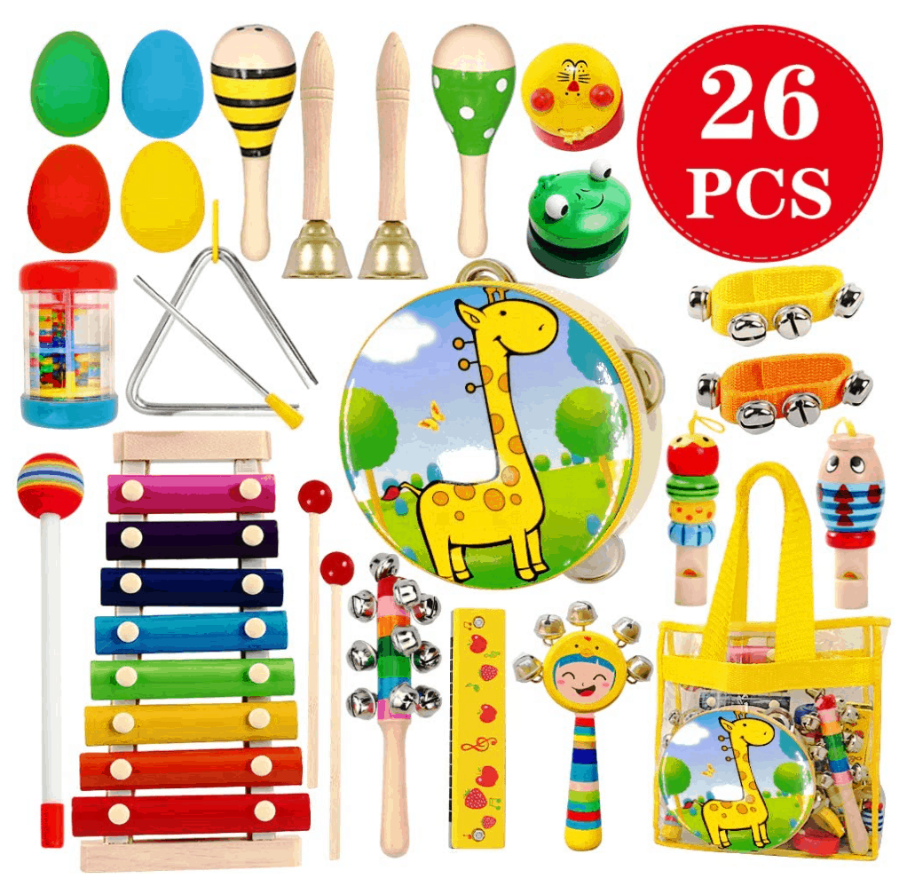 Value Pack Musical Toys for Toddlers